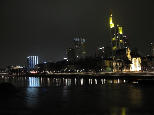Visit Harmen in Frankfurt